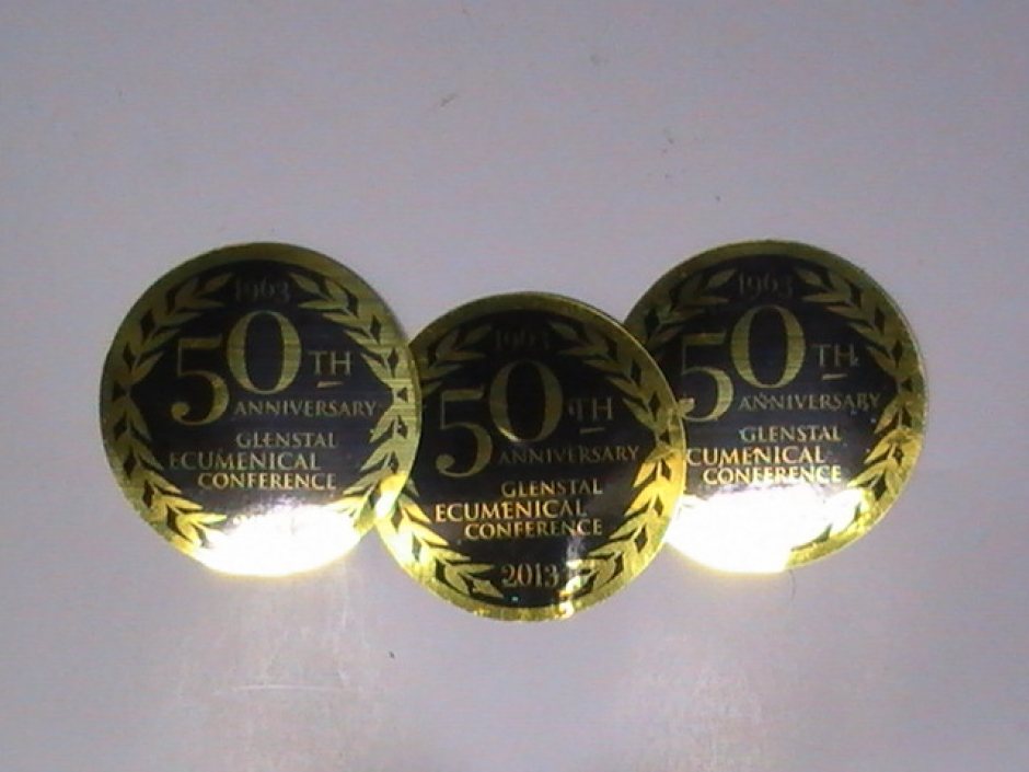 40th Birthday Stickers