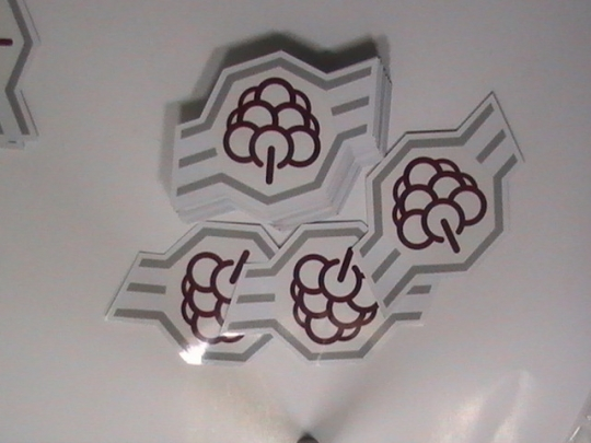 Die Cut Vinyl Stickers