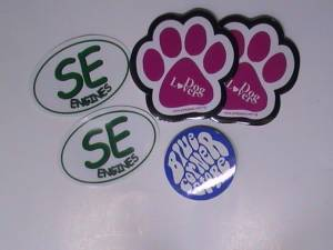 Custom Stickers | Custom Sticker Printing | Sticker Printing
