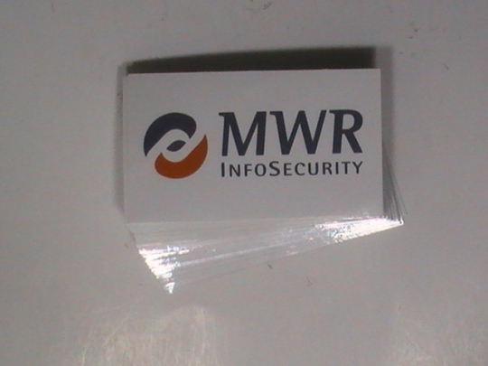 Company Logo Stickers