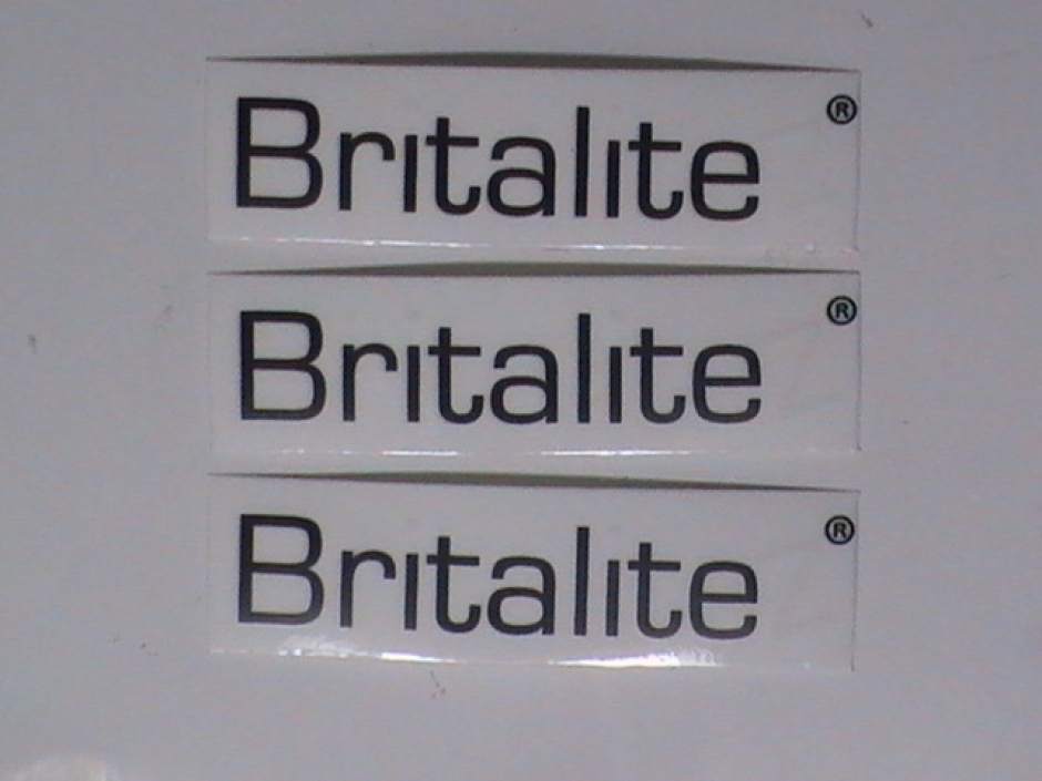 Rectangular Stickers