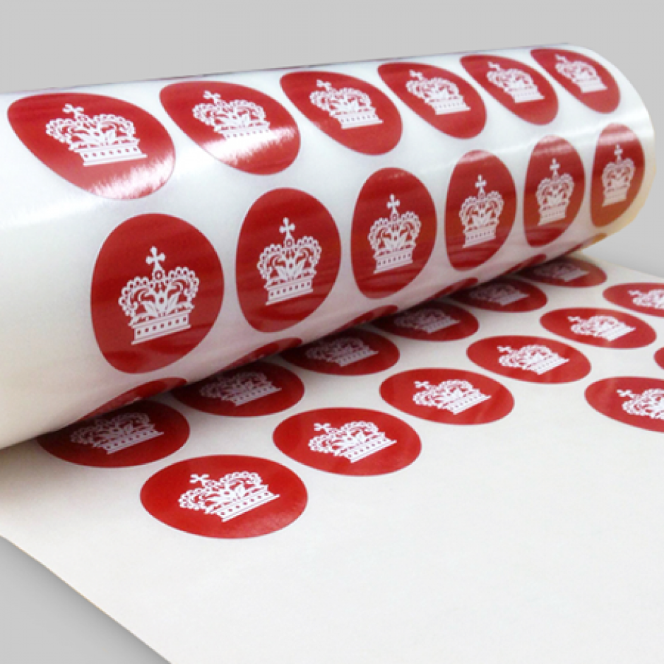 Roll Stickers